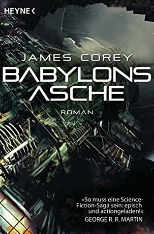 Babylons Asche by James S.A. Corey