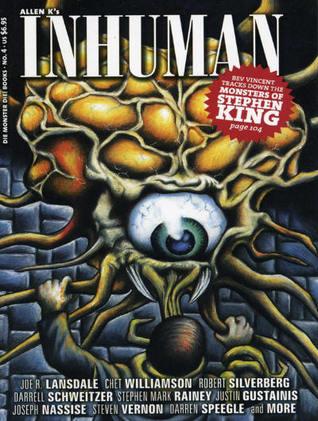 Allen K's Inhuman Magazine #4, Summer 2009