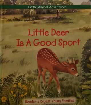 Little Deer is a Good Sport
