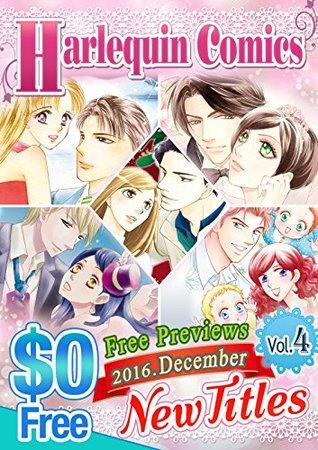 Harlequin comics 2016.December New Titles vol.4