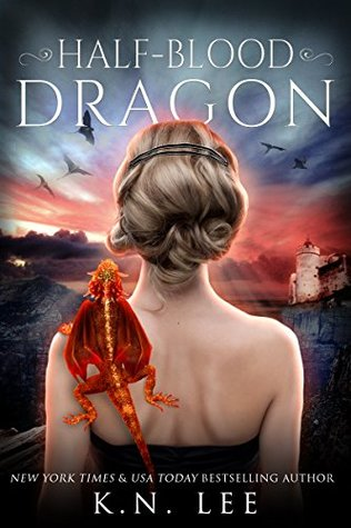 Half-Blood Dragon (Dragon Born Trilogy #1)