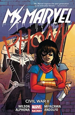 Ebook Ms. Marvel Vol. 6: Civil War II by G. Willow Wilson DOC!