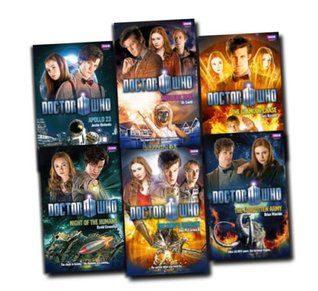 Doctor Who Collection 6 Books Bundle (THE KING'S DRAGON, NUCLEAR TIME, THE GLAMOUR CHASE, THE FORGOTTEN ARMY, NIGHT OF THE HUMANS, APOLLO 23)