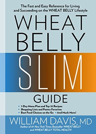 Wheat Belly Slim Guide:The Fast and Easy Reference for Living and Succeeding on the Wheat Belly Lifestyle