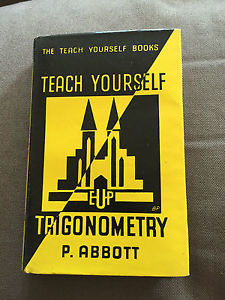 Teach Yourself Trigonometry