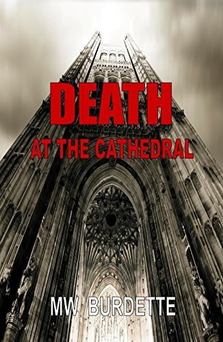 DEATH AT THE CATHEDRAL (The Maggie Watson Mystery Series Book 1)