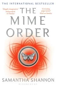 The Mime Order (The Bone Season, #2)