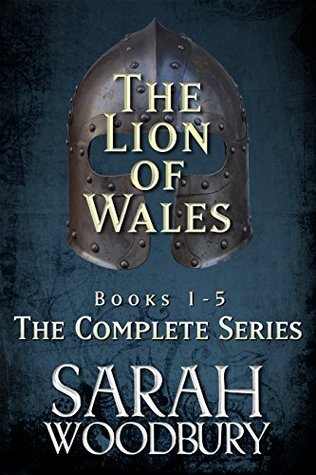 The Lion of Wales: The Complete Series Books 1-5