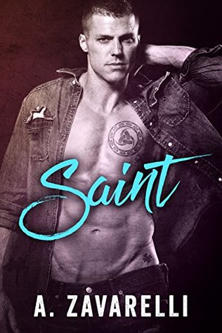 Saint (Boston Underworld, #4)