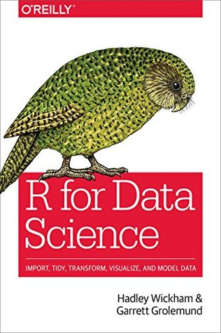 R for Data Science by Hadley Wickham