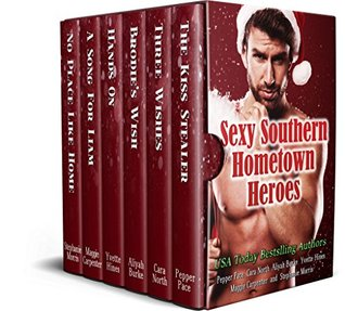 Sexy Southern Hometown Heroes: 6 New Sensual Holiday Romances