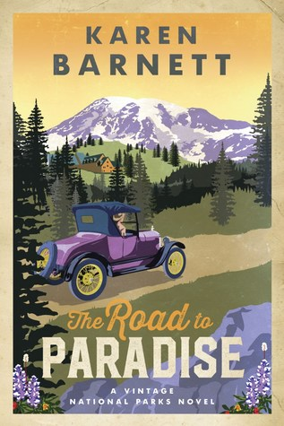 Image result for THE ROAD TO PARADISE KAREN BARNETT