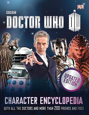 Doctor Who Character Encyclopedia Updated Edition