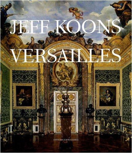 """""""Jeff Koons ; Versailles"""""""