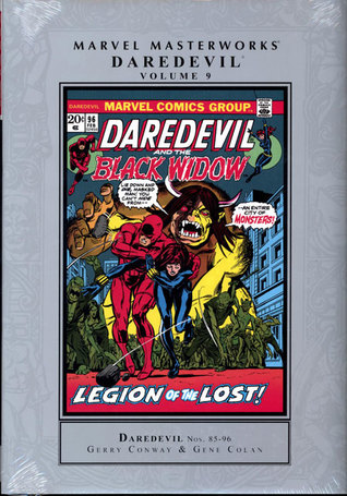 Marvel Masterworks: Daredevil Volume 9: 85-96