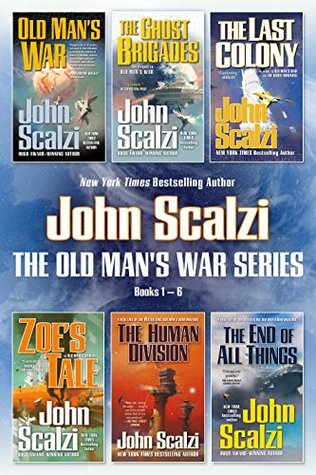 Old Man's War Series 1-6