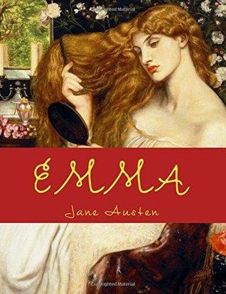 EMMA, JANE AUSTEN, LARGE 14 Point Font Print