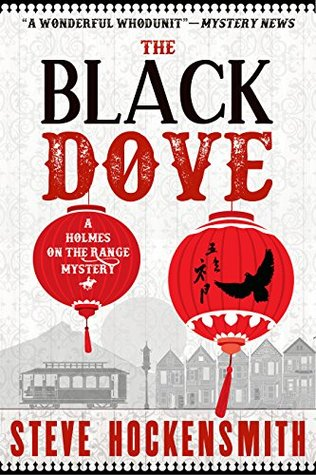 The Black Dove cover