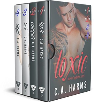 Desired Affliction Series Books 1-4 by C.A. Harms
