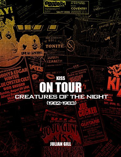KISS on Tour: Creatures of the Night (1982-1983)