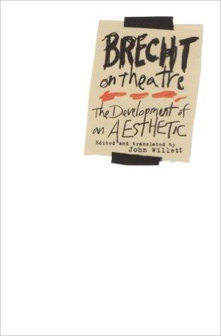 Brecht on Theatre by Bertolt Brecht