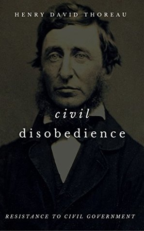 Ebook Civil Disobedience by Henry David Thoreau PDF!