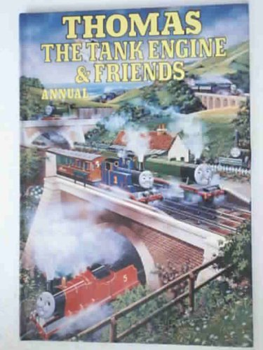 Thomas The Tank engine and Friends Annual