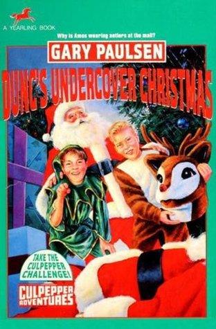 Dunc's Undercover Christmas (Culpepper Adventures, #13)
