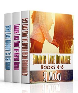 Summer Lake Romance Boxed Set: Books 4-6