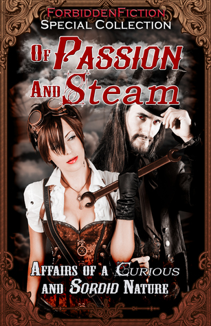 Of Passion and Steam Anthology by D.M. Atkins