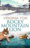 Rocky Mountain Lion by Virginia Fox