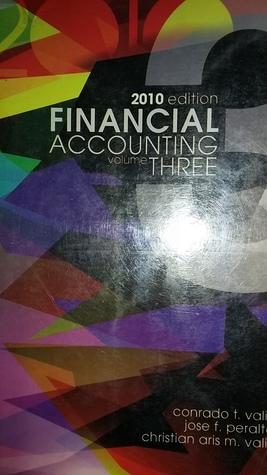 Financial Accounting Volume Three