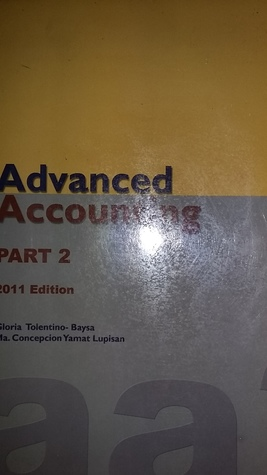 Advanced Accounting Part 2