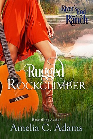 Rugged Rockclimber by Amelia C. Adams