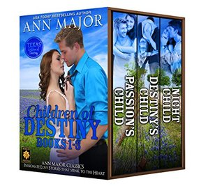 Children of Destiny Books 1-3 (Texas: Children of Destiny Book 9)