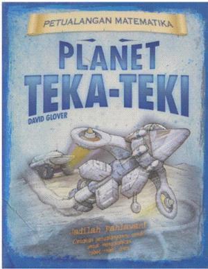 Petualangan Matematika Planet Teka-Teki