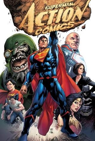 Superman: Action Comics, Volumes 1 & 2: Deluxe Edition