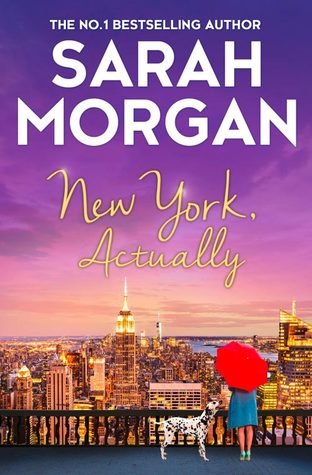 New York, Actually by Sarah Morgan