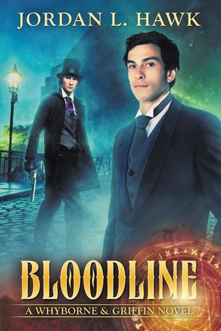 Bloodline (Whyborne & Griffin, #5)