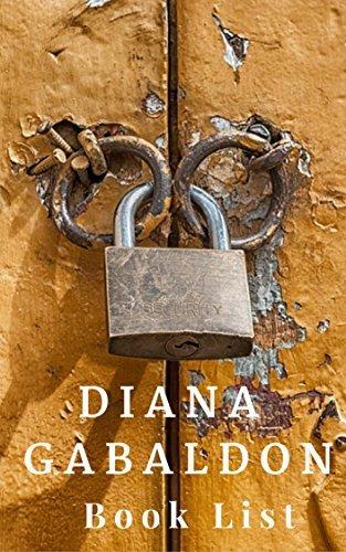 The Book List: Diana Gabaldon : Diana Gabaldon Reading List, Books in Order and Books in Series (The Librarian 3)