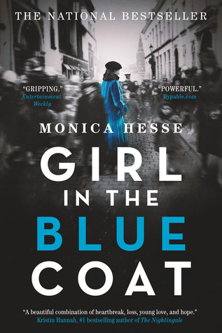 Image result for girl in the blue coat