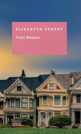 Frații Burgess by Elizabeth Strout