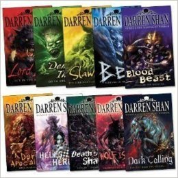 Darren Shan Series Collection: Blood Beast, Demon Apocalypse, Wolf Island, Death's Shadow, Dark Calling, Lord Loss, Demon Thief, Slawter, Bec, Hell's Heroes And Many More..