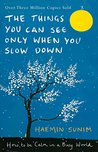 Book cover for The Things You Can See Only When You Slow Down: How to be Calm in a Busy World