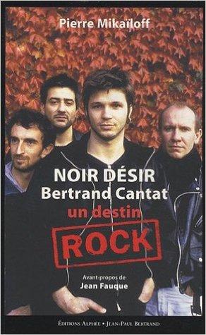 Noir Désir, Bertrand Cantat ; un destin rock