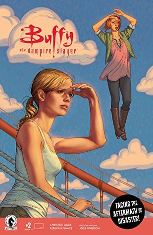 Buffy the Vampire Slayer: In Time of Crisis (Season 11, #2)