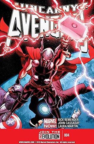 Uncanny Avengers (2012-2014) #4