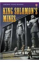 King Solomon's Mines - Level 3 (Usborne Young Reading) [Paperback]