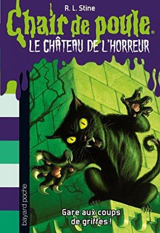La château de l'horreur, Nº01 : Gare aux coups de griffes !