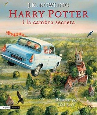 Harry Potter i la cambra secreta (edició il·lustrada): Il·lustrat per Jim Kay